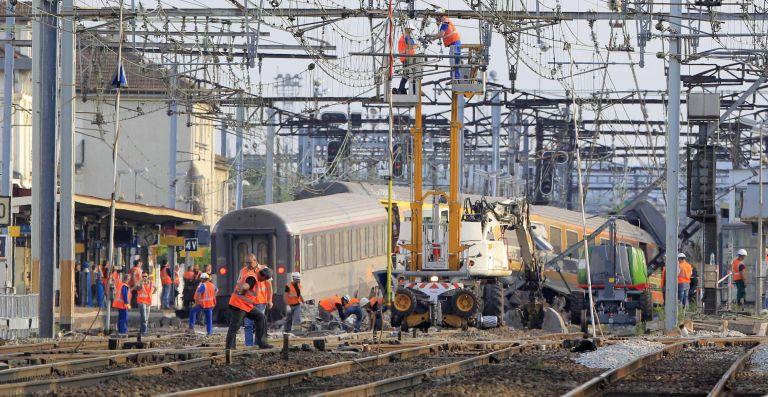 Στους επτά οι νεκροί από τον εκτροχιασμό τρένου στη Γαλλία | tanea.gr