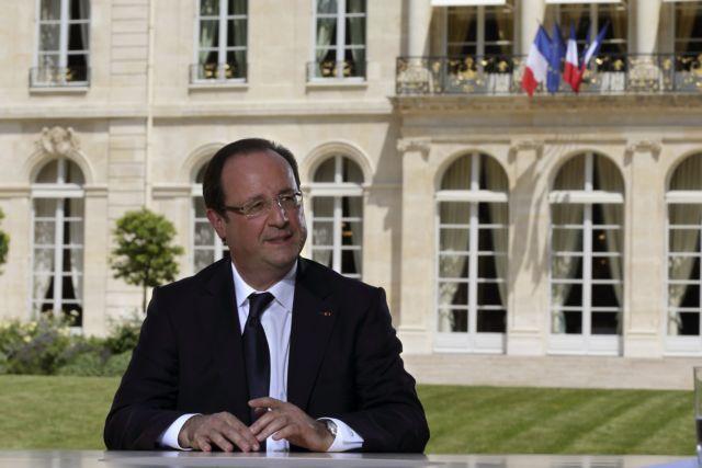 «Η Γαλλία είναι ήδη στον δρόμο της ανάπτυξης», επιμένει ο Ολάντ   tanea.gr