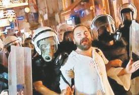 Νέος γύρος συγκρούσεων στην Πλατεία Ταξίμ | tanea.gr