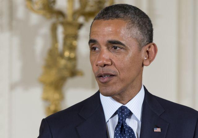 Ευχές του Μπαράκ Ομπάμα στον Νέλσον Μαντέλα   tanea.gr