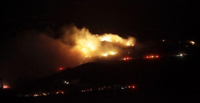 Υπό έλεγχο οι πυρκαγιές σε Πάρνηθα και Αλεποχώρι - ένας νεκρός από φωτιά στην Αλεξανδρούπολη | tanea.gr