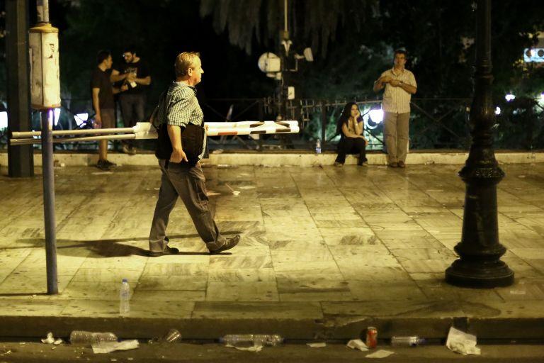 Σε ισχύ τέθηκε η απόφαση για τον περιορισμό των μικρών διαδηλώσεων | tanea.gr