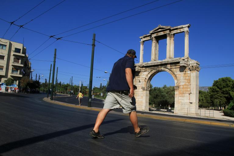Ανοιξε το Μετρό και όλοι οι δρόμοι στην Αθήνα   tanea.gr