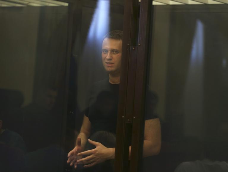 Προσωρινά ελεύθερος ο ηγέτης της ρώσικης αντιπολίτευσης Αλεξέι Ναβάλνι | tanea.gr