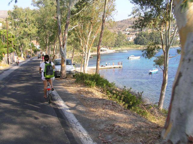 Ορθοπεταλιές #25 - Φαντάσου την Αίγινα με ποδηλατόδρομους | tanea.gr