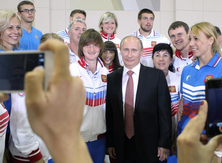 «Πάρτε βιάγκρα!» λέει ο Πούτιν σε όσους αμφισβητούν τις αθλητικές επιτυχίες της Ρωσίας   tanea.gr