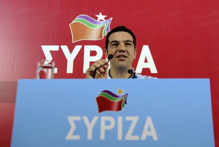 Μπροστά με δύο μονάδες ο ΣΥΡΙΖΑ, σύμφωνα με νέα δημοσκόπηση | tanea.gr