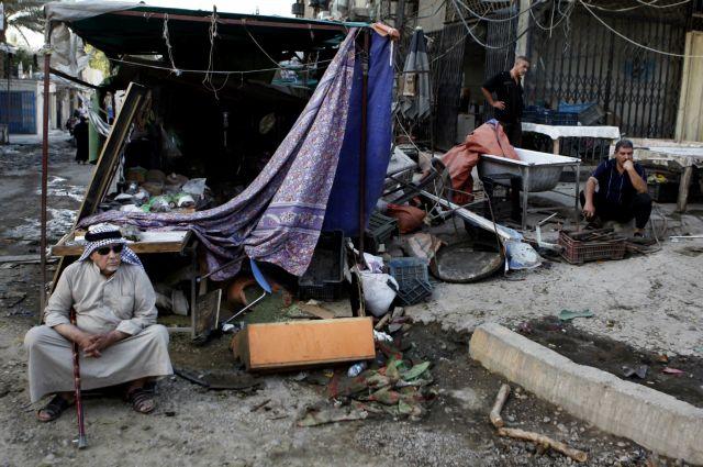 Ιράκ: 65 νεκροί από μπαράζ βομβιστικών επιθέσεων   tanea.gr