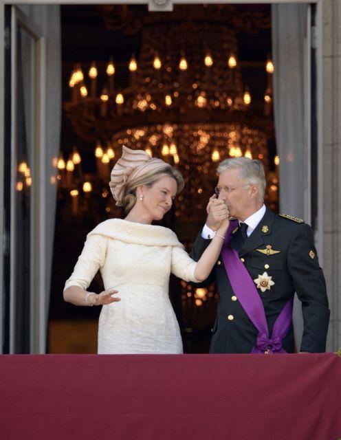 Ο Φίλιππος στον θρόνο του Βελγίου | tanea.gr