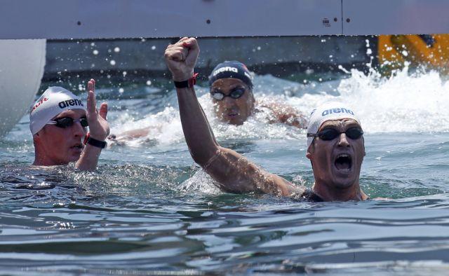 Ο Σπύρος Γιαννιώτης παγκόσμιος πρωταθλητής στα 10 χλμ. ανοιχτής θάλασσας στη Βαρκελώνη | tanea.gr