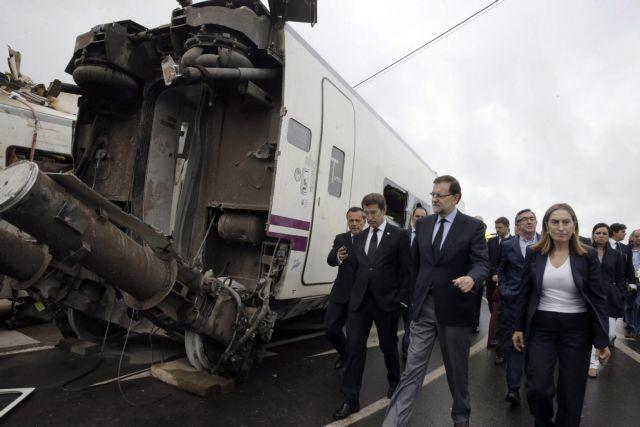 Στον τόπο της τραγωδίας ο Μαριάνο Ραχόι | tanea.gr