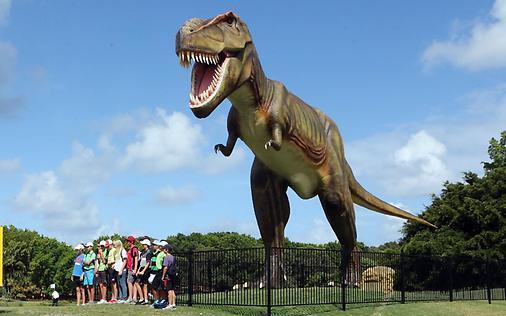 Το μεγαλύτερο πάρκο δεινοσαύρων στον κόσμο ετοιμάζει αυστραλός μεγιστάνας | tanea.gr