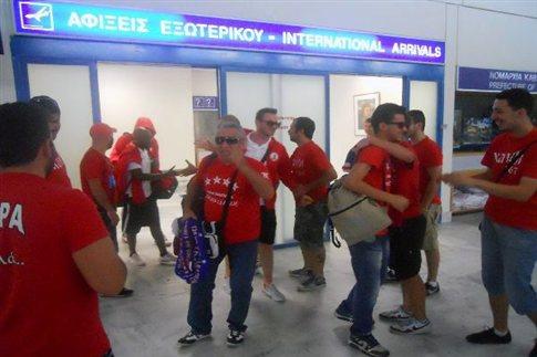Η επιστροφή της θριαμβεύτριας Ξάνθης από το Μπέλφαστ   tanea.gr