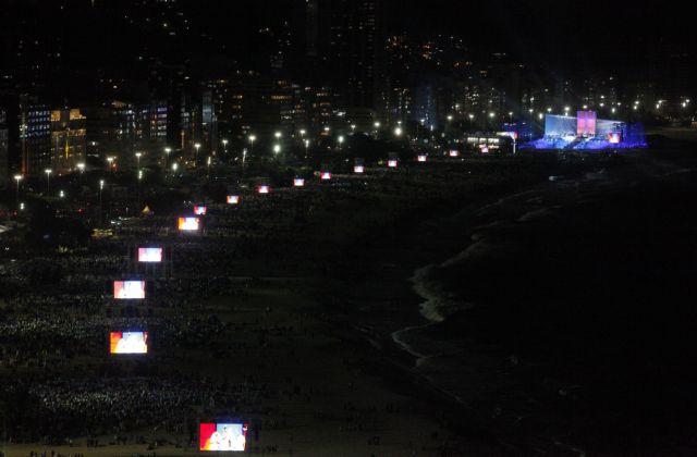 Ρίο ντε Ζανέιρο: Λαοθάλασσα στην Κοπακαμπάνα για τον Πάπα | tanea.gr