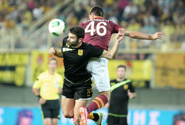Ηττήθηκε με 2-1 ο Αρης από τη Ρόμα στο Κλεάνθης Βικελίδης | tanea.gr