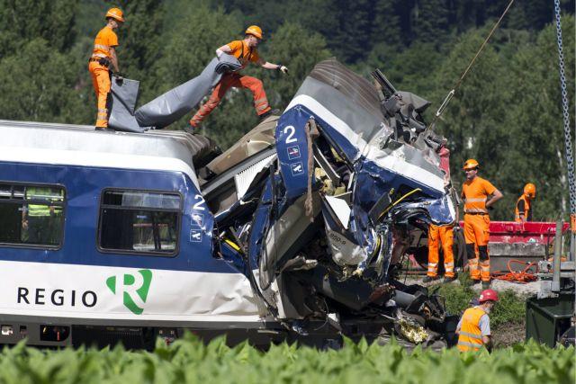 Σε παραβίαση σηματοδότη επικεντρώνονται οι έρευνες για το δυστύχημα στην Ελβετία   tanea.gr