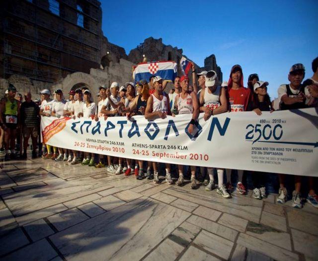 Με τη συμμετοχή 350 ανδρών και γυναικών από 35 χώρες θα διεξαχθεί εφέτος το «ΣΠΑΡΤΑΘΛΟΝ» | tanea.gr