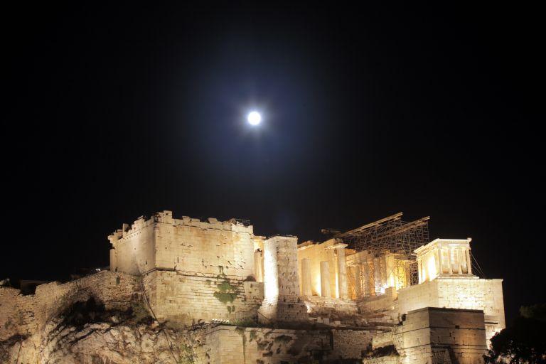 Πανσέληνος με ανοιχτούς χώρους και μουσεία σε όλη την Ελλάδα στις 21 Αυγούστου   tanea.gr