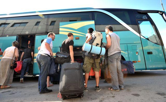 Φωτιά σε λεωφορείο του ΚΤΕΛ ευτυχώς χωρίς θύματα | tanea.gr