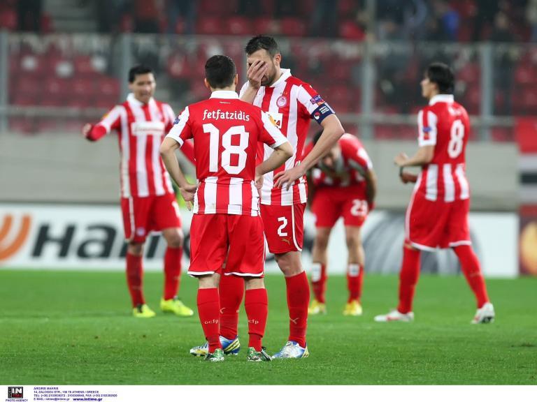 «Είναι θέμα χρόνου να δείξετε την αξία σας», είπε ο Μαρινάκης στους παίκτες του Ολυμπιακού | tanea.gr