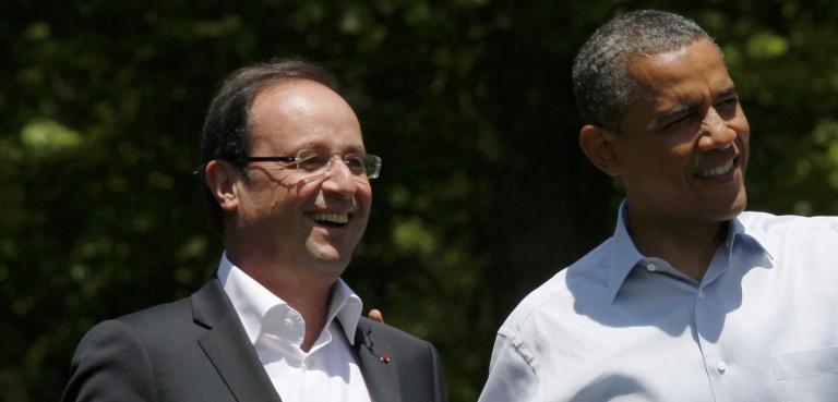 Γαλλία και ΗΠΑ συμμερίζονται την άποψη ότι η συριακή κυβέρνηση έκανε χρήση χημικών όπλων | tanea.gr