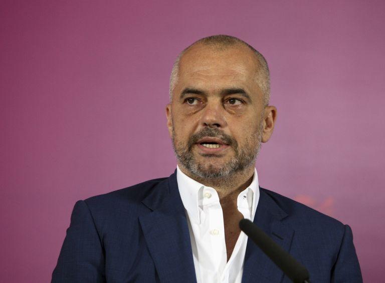 Για «νέο κεφάλαιο» στις σχέσεις Αλβανίας - Ελλάδας κάνει λόγο ο Εντι Ράμα στο Twitter   tanea.gr