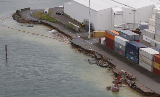 Πανικός στη Νέα Ζηλανδία από σεισμό 6,8 Ρίχτερ | tanea.gr