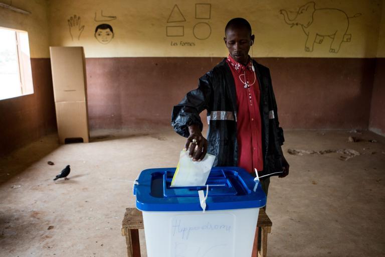 Ολοκληρώθηκε ο δεύτερος γύρος των προεδρικών εκλογών στο Μαλί   tanea.gr