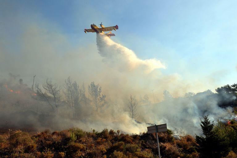 Συνελήφθη 49χρονος για την πυρκαγιά στα Κύθηρα | tanea.gr