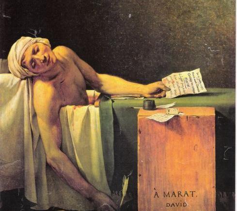 Σκιές στη ζωή διάσημων ζωγράφων: Ζακ-Λουί Νταβίντ | tanea.gr