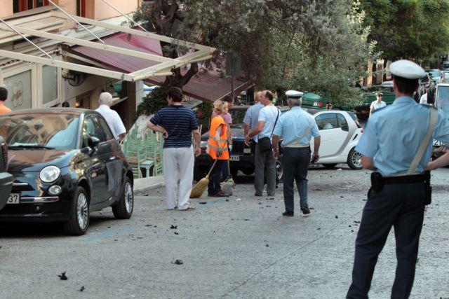 Εκρηξη από γκαζάκια σε καφετέρια της Πλατείας Αττικής | tanea.gr