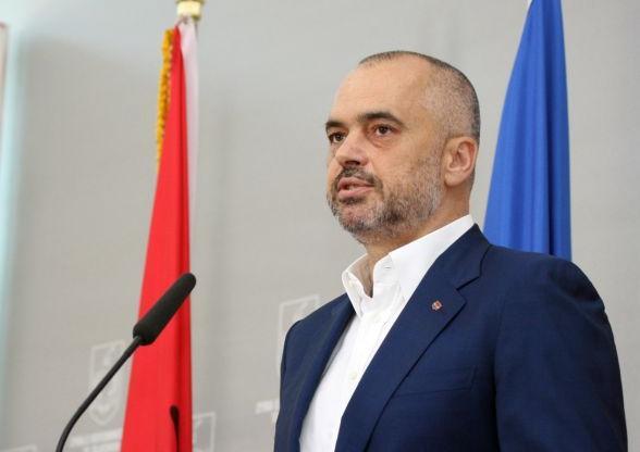 Τον νέο Πρωθυπουργό της Αλβανίας Εντι Ράμα υποδέχθηκε ο Ερντογάν στην Αγκυρα | tanea.gr