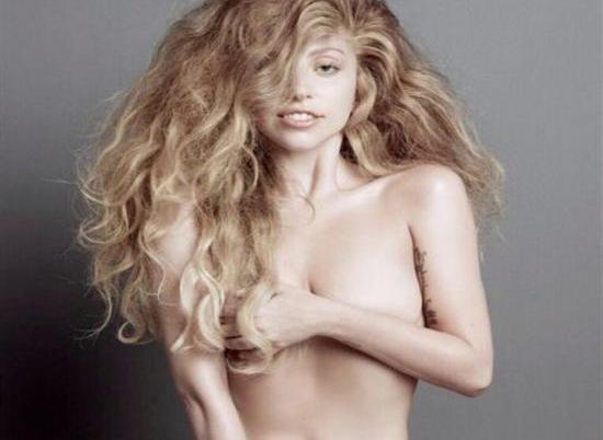 Η Lady Gaga βγήκε από τα ρούχα της | tanea.gr