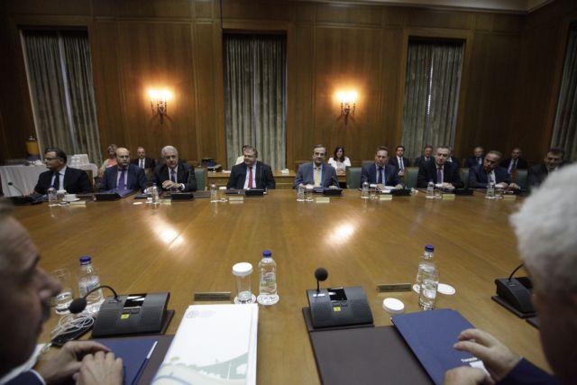 Οδηγίες για αυγουστιάτικο «σπριντ» έδωσε στους υπουργούς ο Σαμαράς   tanea.gr