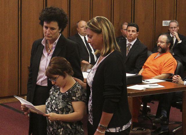 ΗΠΑ: Ισόβια κάθειρξη για το τέρας του Οχάιο | tanea.gr