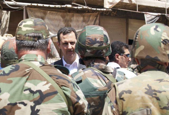 Συρία: Οι αντάρτες απάντησαν με ρουκέτες στις κορόνεςτου Ασαντ | tanea.gr