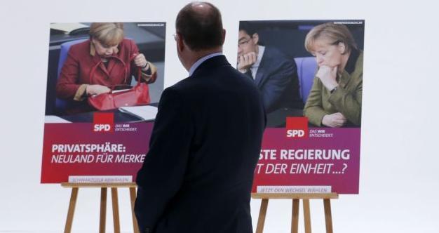 Η Μέρκελ κερδίζει τις εκλογές κάνοντας... διακοπές | tanea.gr