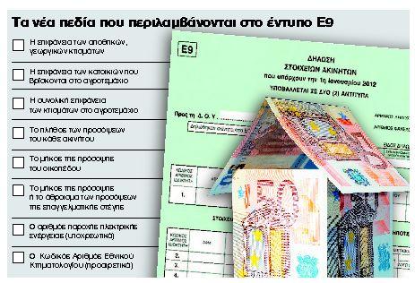 Ποιοι υποχρεούνται να υποβάλουν Ε9 φέτος | tanea.gr