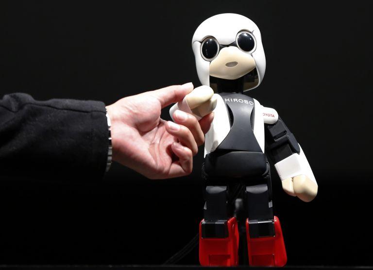 Το πρώτο ανθρωποειδές ρομπότ πήγε στο διάστημα | tanea.gr