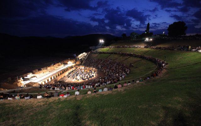 Νέες ιδέες για αρχαία θέατρα | tanea.gr