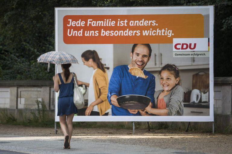 Γερμανικές εκλογές: Τον εφησυχασμό από τις καλές δημοσκοπήσεις φοβάται το επιτελείο της Μέρκελ | tanea.gr