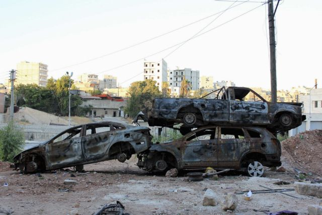 Οι αντικαθεστωτικοί στη Συρία κατέλαβαν στρατηγικής σημασίας αεροπορική βάση   tanea.gr