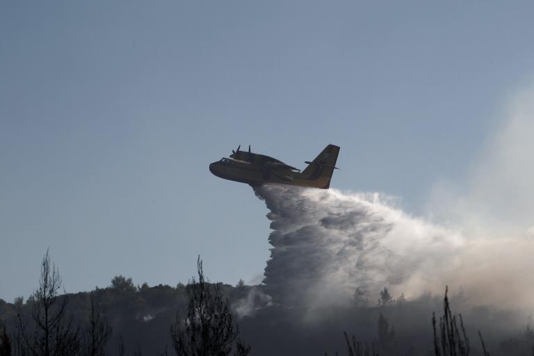 Ανεξέλεγκτη μαίνεται η πυρκαγιά στη Μεσσήνη | tanea.gr