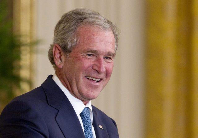 Σε επέμβαση αγγειοπλαστικής στην καρδιά υπεβλήθη ο Τζορτζ Μπους ο νεότερος | tanea.gr