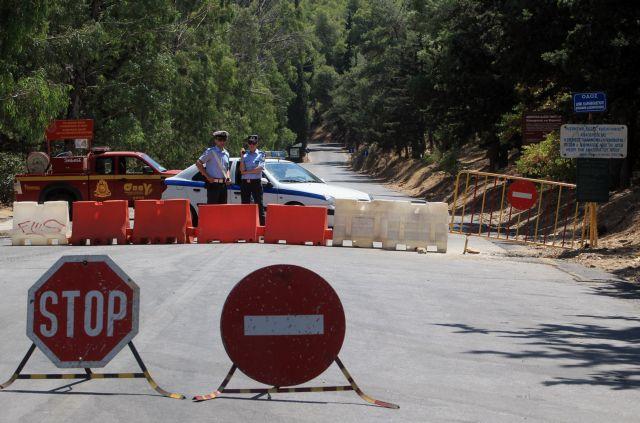 Απαγόρευση κυκλοφορίας σε δασικές εκτάσεις και περιαστικά δάση | tanea.gr