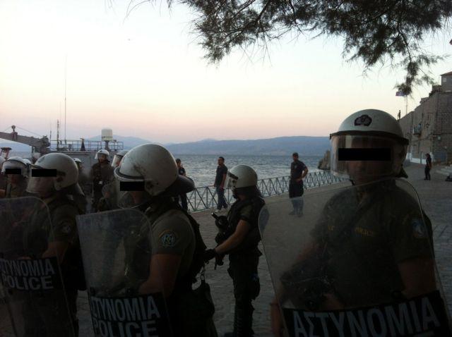 Επιχειρηματίες και θαμώνες εκδίωξαν κλιμάκιο του ΣΔΟΕ στις Αρχάνες Κρήτης | tanea.gr