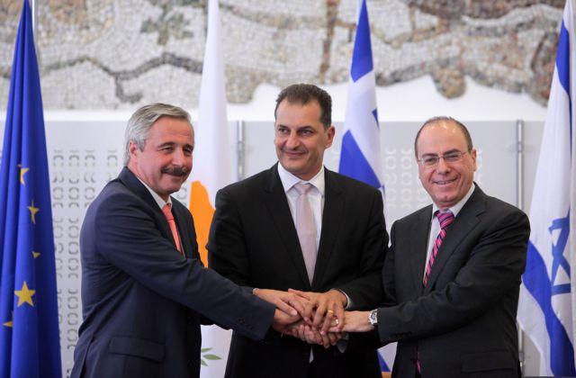 Χρυσός «γάμος» Ελλάδας, Κύπρου και Ισραήλ για την ενέργεια με τις ευλογίες της Ουάσιγκτον | tanea.gr
