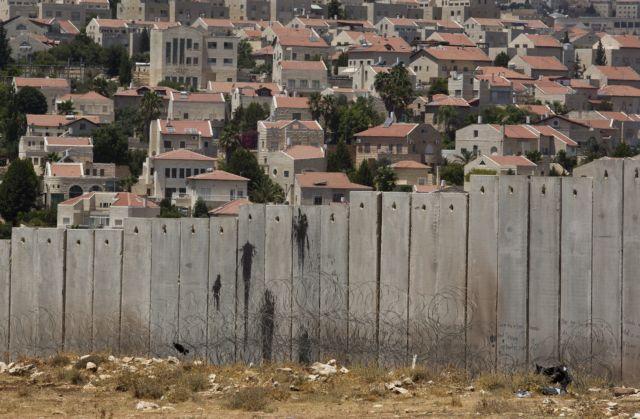 Ειρηνευτική διαδικασία με... οικοδομές στη Δυτική Οχθη   tanea.gr