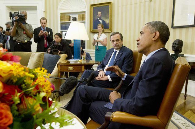 Μήνυμα Ομπάμα κατά της ευρω-λιτότητας   tanea.gr