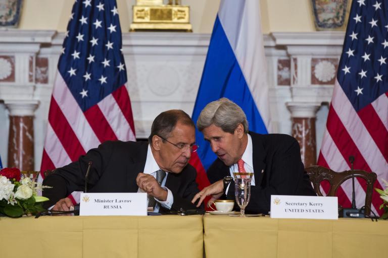 «ΗΠΑ και Ρωσία έχουν κοινά συμφέροντα», τονίζουν οι υπουργοί Εξωτερικών των δύο χωρών | tanea.gr